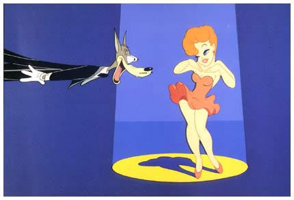 Tex Avery's Wolf