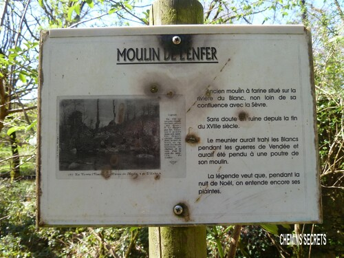 Le Moulin de l'Enfer....
