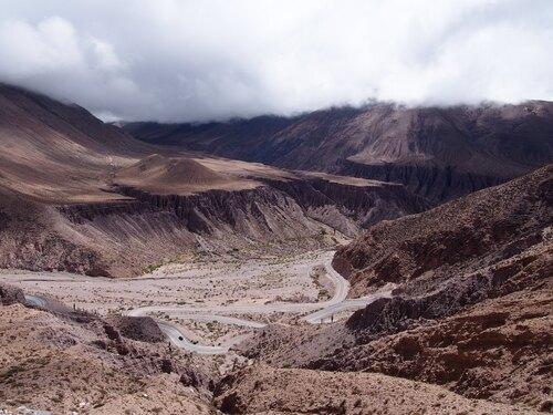 De Humahuaca à Ischigualasto : le nord de la ruta 40