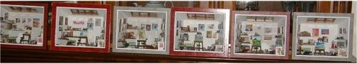 Six nouveaux ateliers de peintre