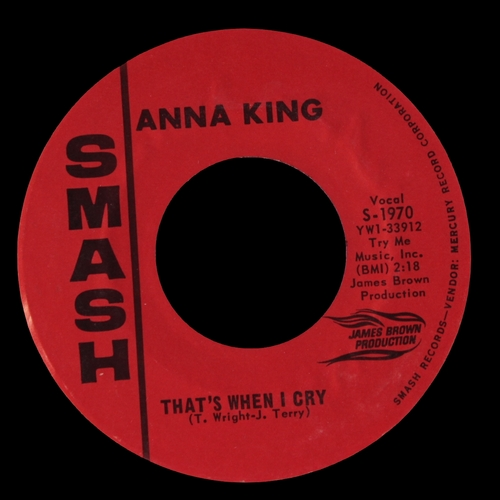 1965 Anna King Smash Records S-1970 [ US ]