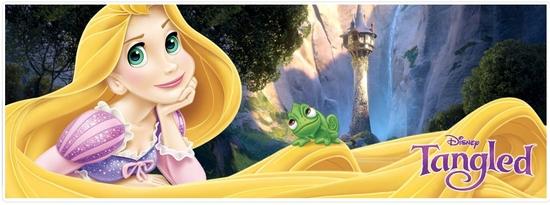 Rapunzel Raiponce USA