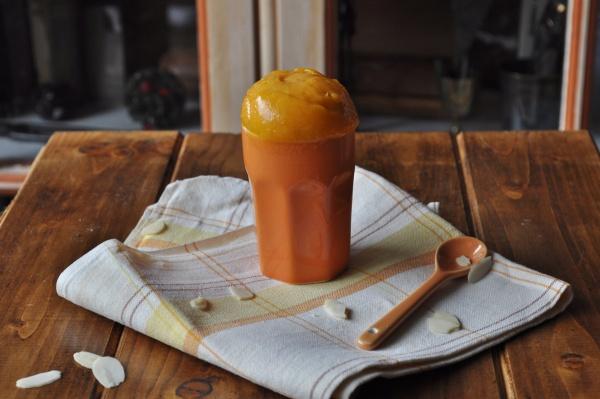 Sorbets à l'abricot