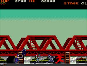 Green Beret - Konami