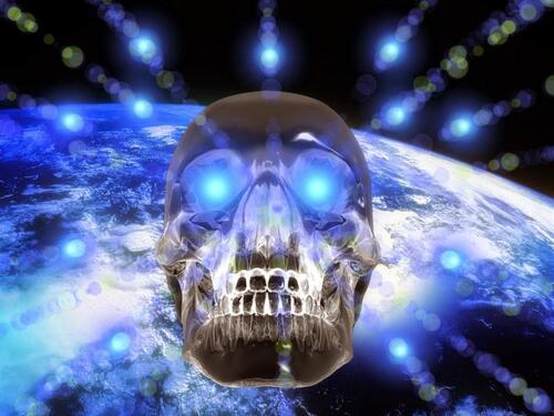 Les 13 crânes de cristal