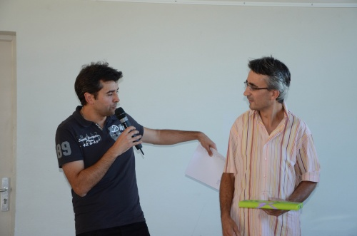Tournoi 2012 : la remise des prix