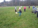 Dernière séance de rugby !
