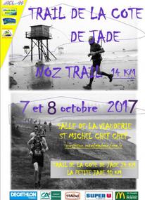 Trail de la Côte de Jade - St Michel Chef Chef - Dimanche 8 octobre 2017