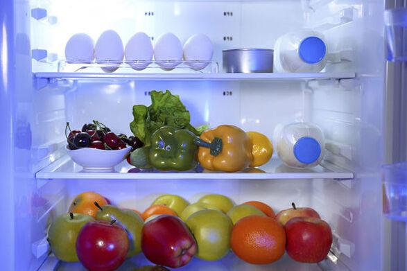 Voici la seule façon correcte de remplir son réfrigérateur