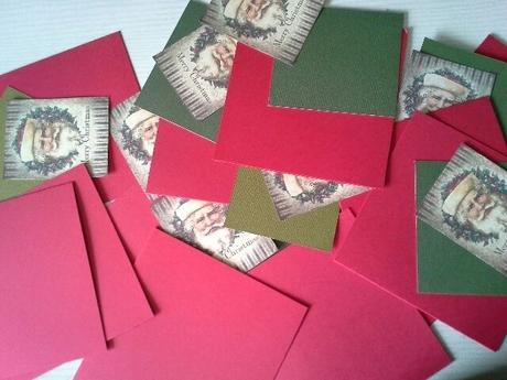 Cartes de Noël en vue !