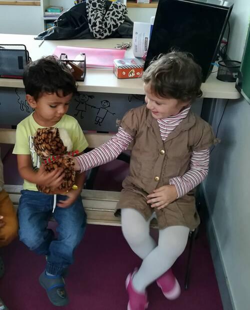 Nidou : Le bébé hibou des PS/GS