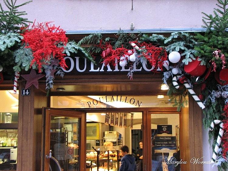 Au temps des marchés de Noël : Colmar,  Rue des Serruriers et plus.
