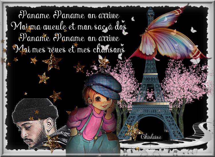 On va visiter Paname ( Paris) avec Slimane