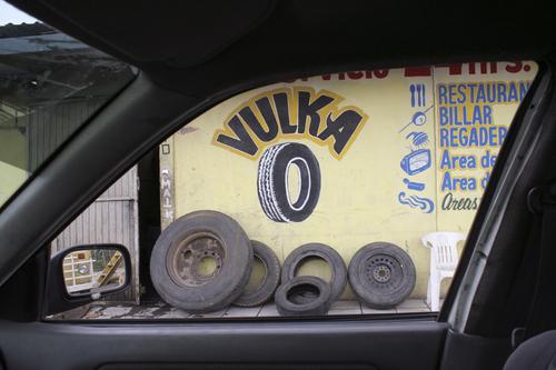 08 - Le pneu