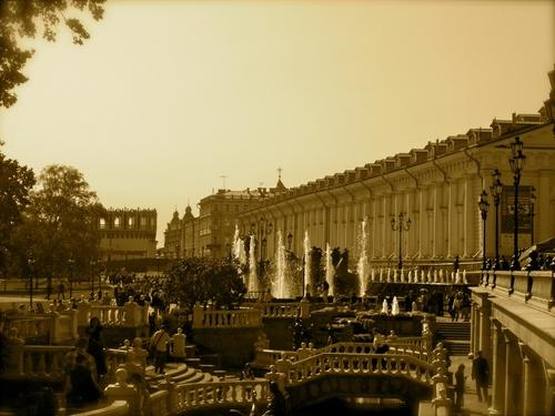 Jardins du Kremlin