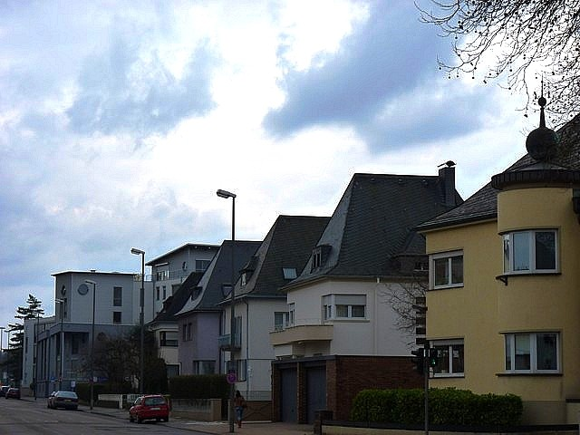 Sarrelouis en Allemagne - Marc de Metz 2012 1