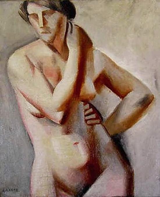 André Lhote, Nu, 1920