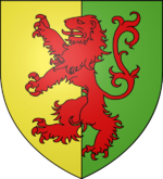 LES REMPARTS D'ORBEC (Calvados)