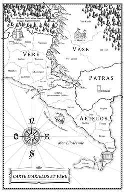 Le Guerrier de C.S. Pacat - Prince captif, tome 2