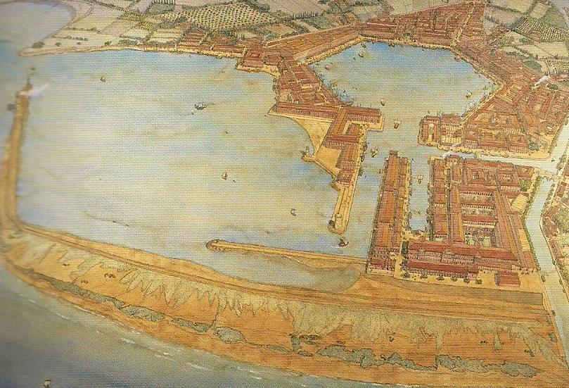 Le port de la rome antique liviaaugustae - La cuisine de la rome antique ...
