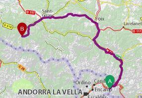 Juin Ballade en Andorre