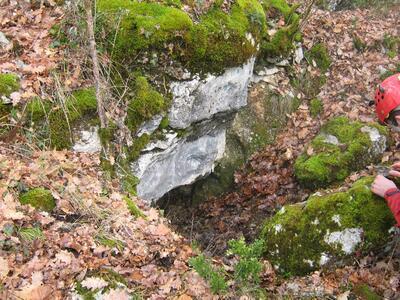 Grotte de la Diège