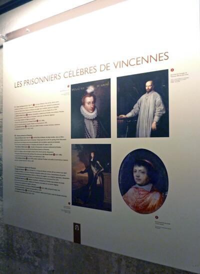 """Visite guidée du Château de Vincennes avec l'association """"Paris - Art et Histoire"""""""