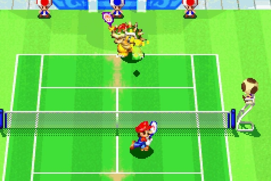 Mario Power Tennis sss