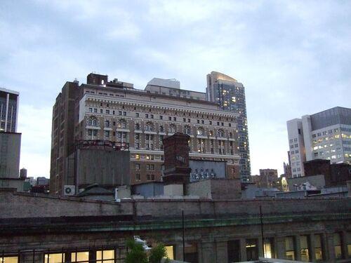 NEW YORK 2016- Jour 7- Soirée