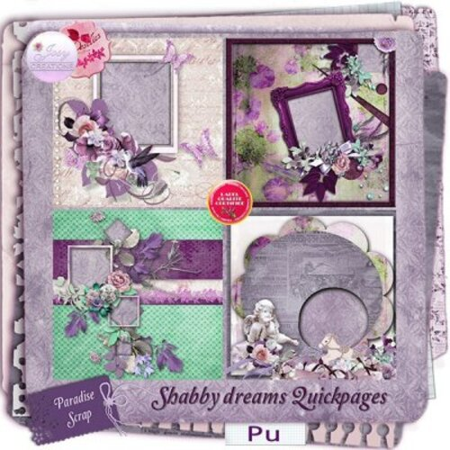 Collab Shabby Dream JosyCreations Declics