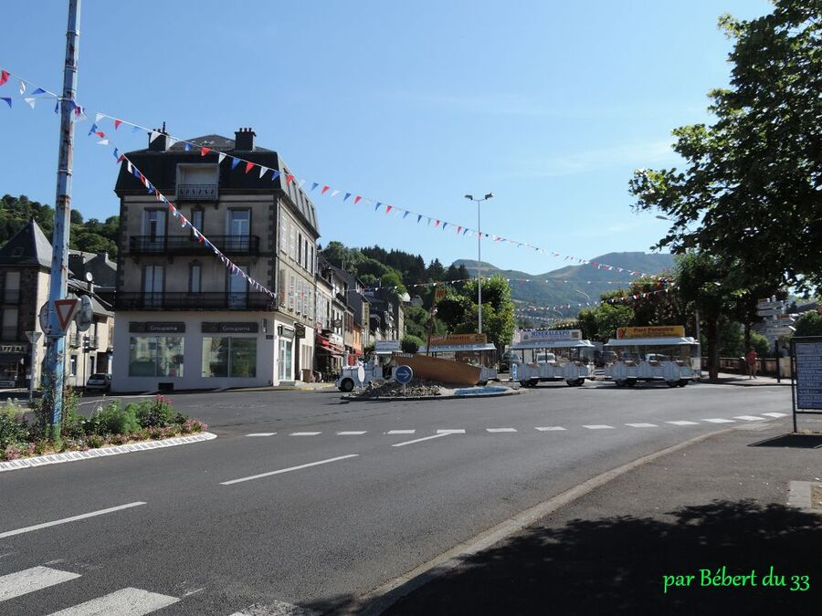 La Bourboule ville thermale (63)