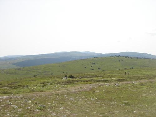 le mont lozere