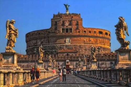 L'Italie : Rome