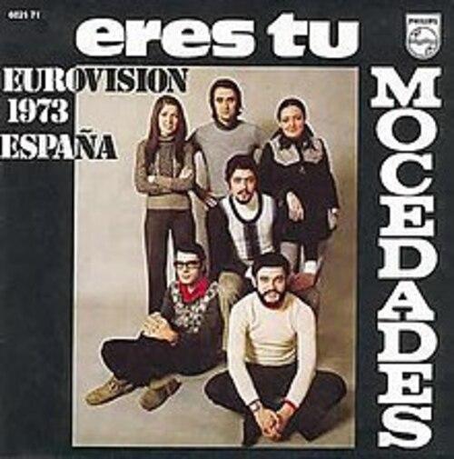 MOCEDADES - Eres Tu  (Chansons espagnoles)