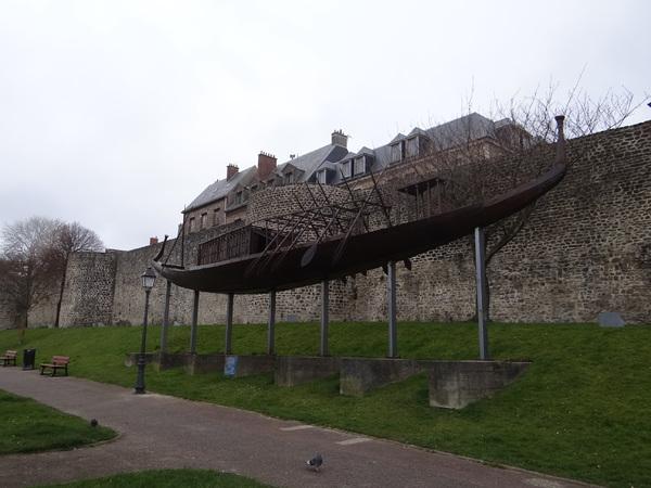 Auguste Mariette à Boulogne