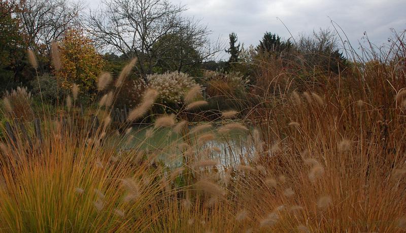 Le jardin d'Entêoulet