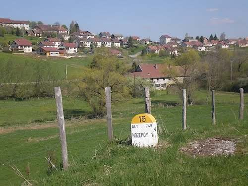 Nozeroy (Jura)