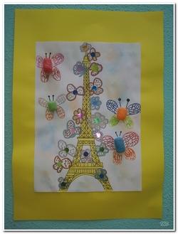 Tours façon Eiffel