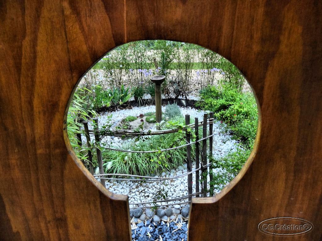 """Découverte des """"Jardins d'expression"""" à Pignerolle / Angers"""