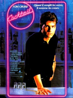 COCKTAIL BOX OFFICE FRANCE 1989