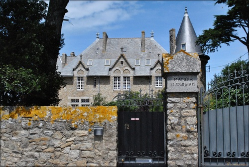 Photo du Manoir Saint Goustan au Croisic en Loire Atlantique