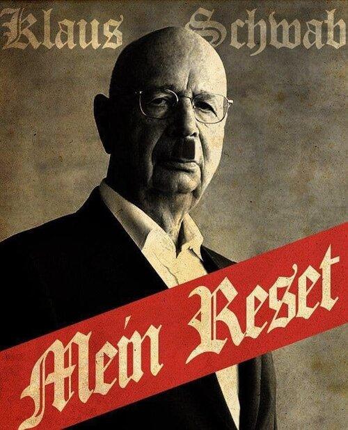 Klaus Schwab et la Grande Réinitialisation