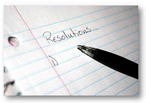 ✿ 5 choses essentielles à faire pour bien démarrer 2015