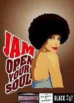 ★ JAM OPEN YOUR SOUL ©