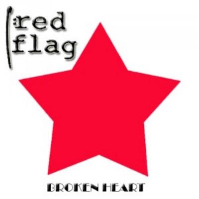 Red Flag - Broken Heart - 1988