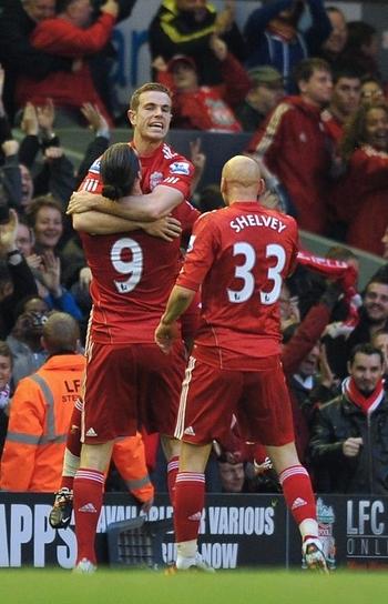 Liverpool-Chelsea 4-1 2012