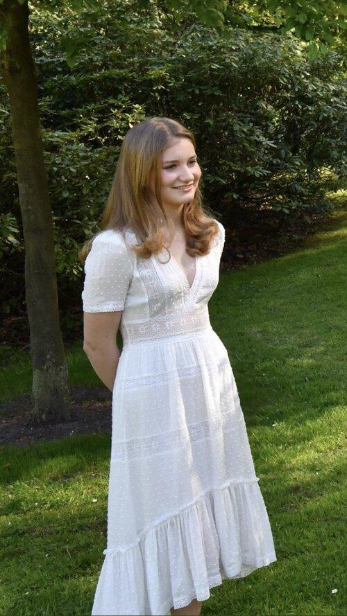 Elisabeth de Belgique a 18 ans