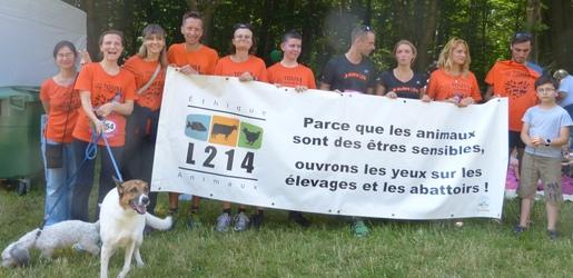 Course des héros au parc de Saint-Cloud (92) dimanche 22 juin 2014