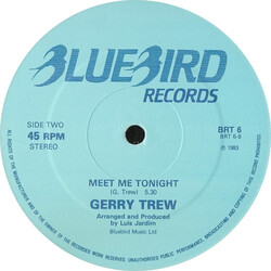 Gerry Trew - Meet Me Tonight