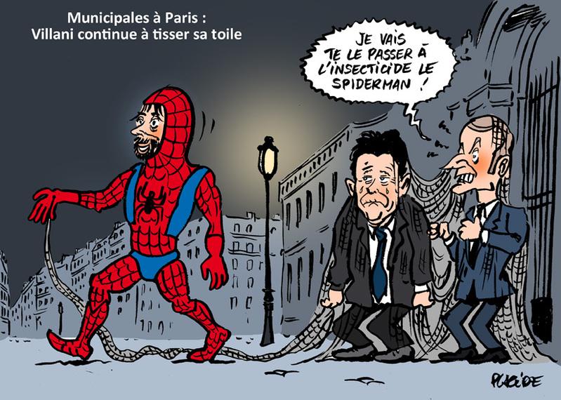 Municipales à Paris : Villani exclu de LaREM
